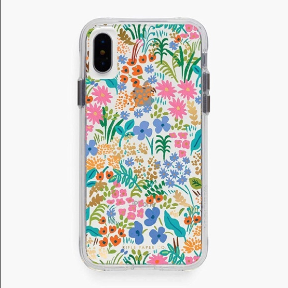 NIB Rifle Paper Iphone 6.5 Floral Case